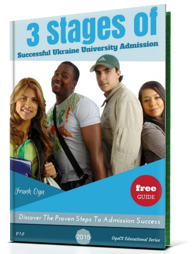 3 Stages of Successful Ukraine University Admission