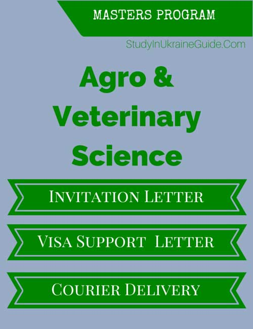 Agro and Veterinary Science Masters