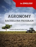 Agronomy Bachelors English