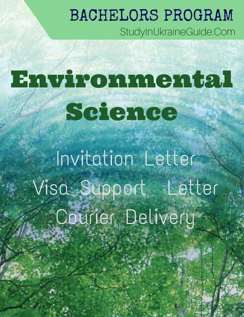 Environmental Science Bachelors