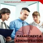 Managmen and administration masters program english