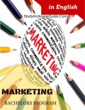 Marketing Bachelors English