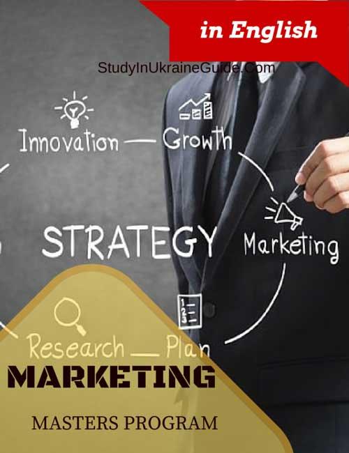 Marketing Masters Program English