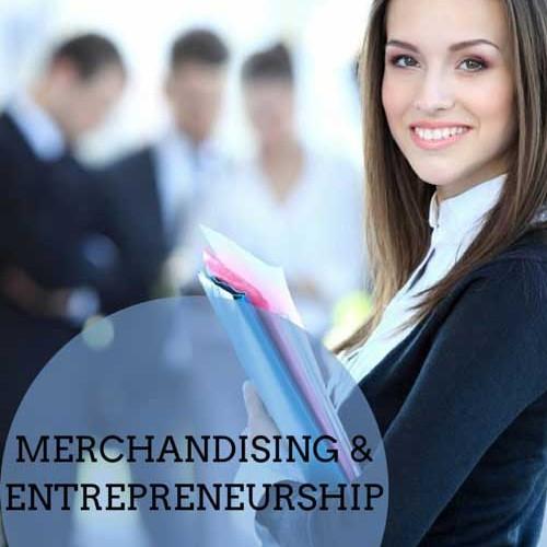 Merchandising Entrepreneurship Bachelors
