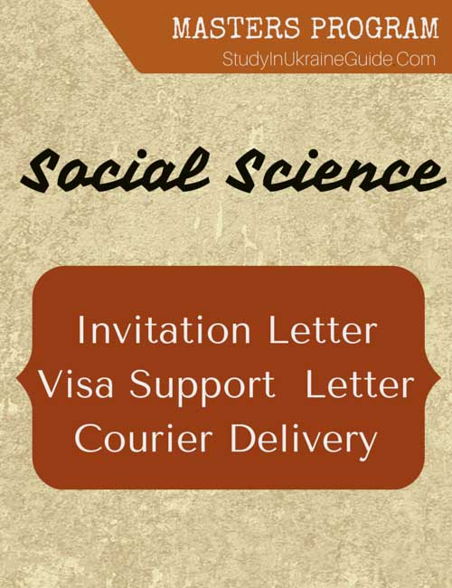 Social Science Masters