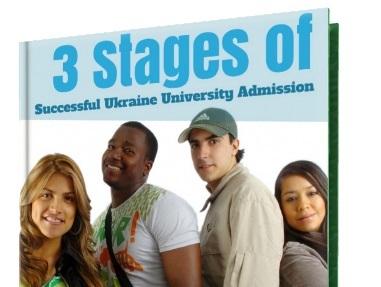Three Stages of Successful Ukraine University Admission