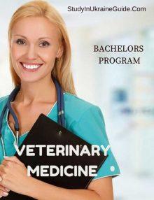 Veterinary Medicine Bachelors