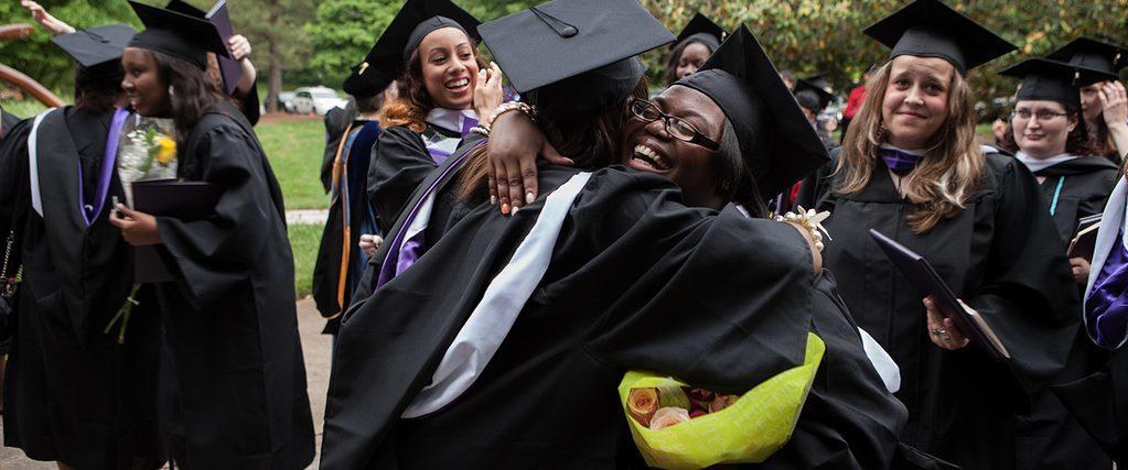 Graduating International Students